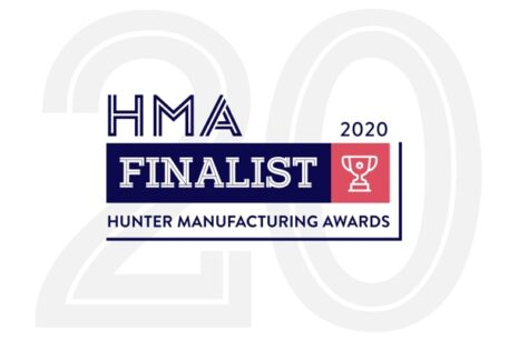 Hunter Manufacturing Awards 2020 - Finalist
